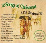 62095353462 12 Songs Of Christmas Cd
